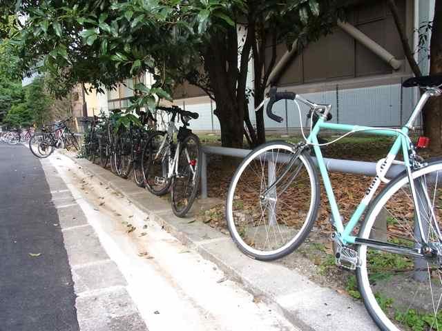 自転車で参加の人たちの,自転車.jpg