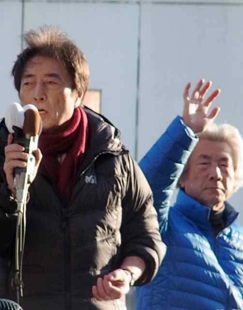 1月29日細川もりひろさん@吉祥寺北口駅前4.jpg