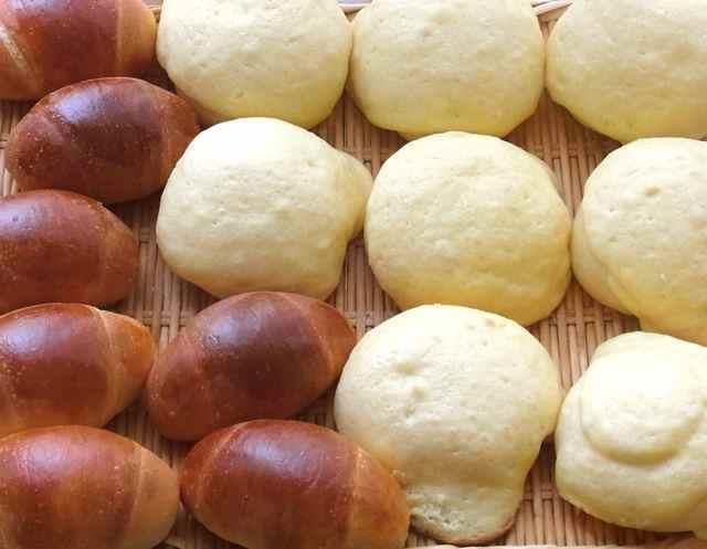 バターロールと、メロンパン.jpg